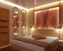 Декоративное освещение в интерьере