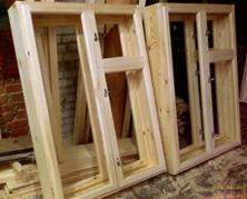 окна деревянные своими руками