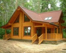 Преимущества современных деревянных домов