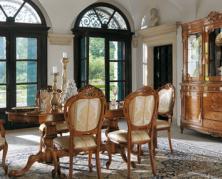 Достоинства мебели из массива древесины