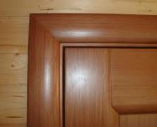 Как закрепить дверные наличники в домашних условиях?