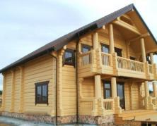 Технологии деревянного домостроения и применяемые материалы