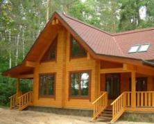 Дом из бруса - частичка Финляндии в любой точке мира