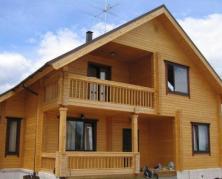 Преимущества и недостатки деревянного дома