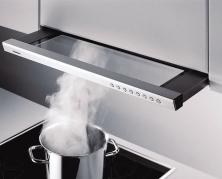 кухонная вытяжка телескопическая встраиваемая