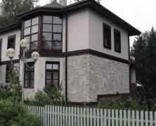 отделка частного загородного жилища