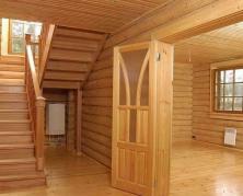 Деревянные потолки, стеновые панели
