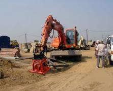 Работы по подготовке территорий к строительству