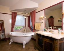 ретро стиль для ванной