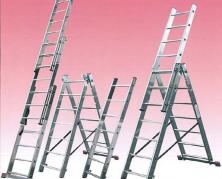 Rikplast – лестницы трехсекционные