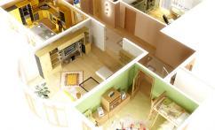 как выбрать планировку квартиры в центре