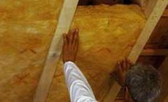 Как утеплить перекрытие кровли или утепления потолка