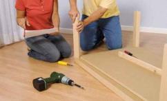 изготовление мебели своими руками