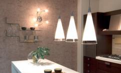 освещение для кухни - столовой