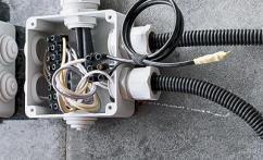 Проблемы с электропроводкой