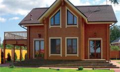 В чем привлекательность деревянных домов