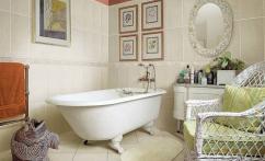 Несколько советов по дизайну ванной