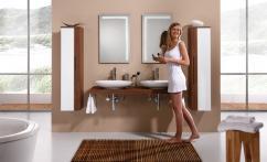 выбор мебели для ванной комнаты из Италии