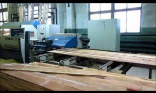 Пиломатериалы из лиственница производство